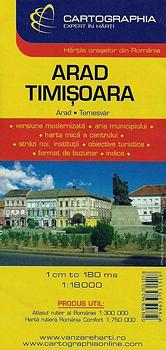 Arad si Timisoara