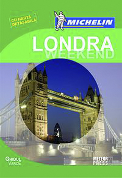 Ghidul verde Londra Weekend