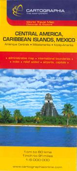 America Centrala, Insulele Caraibe, Mexic