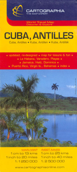 Cuba, Insulele Antile